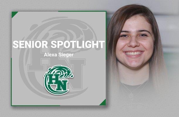 Senior Spotlight – Alexa Sieger