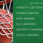 Varsity Awards – Boys Basketball (Winter 19-20)