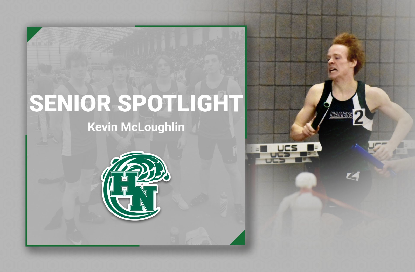 Senior Spotlight – Kevin McLoughlin