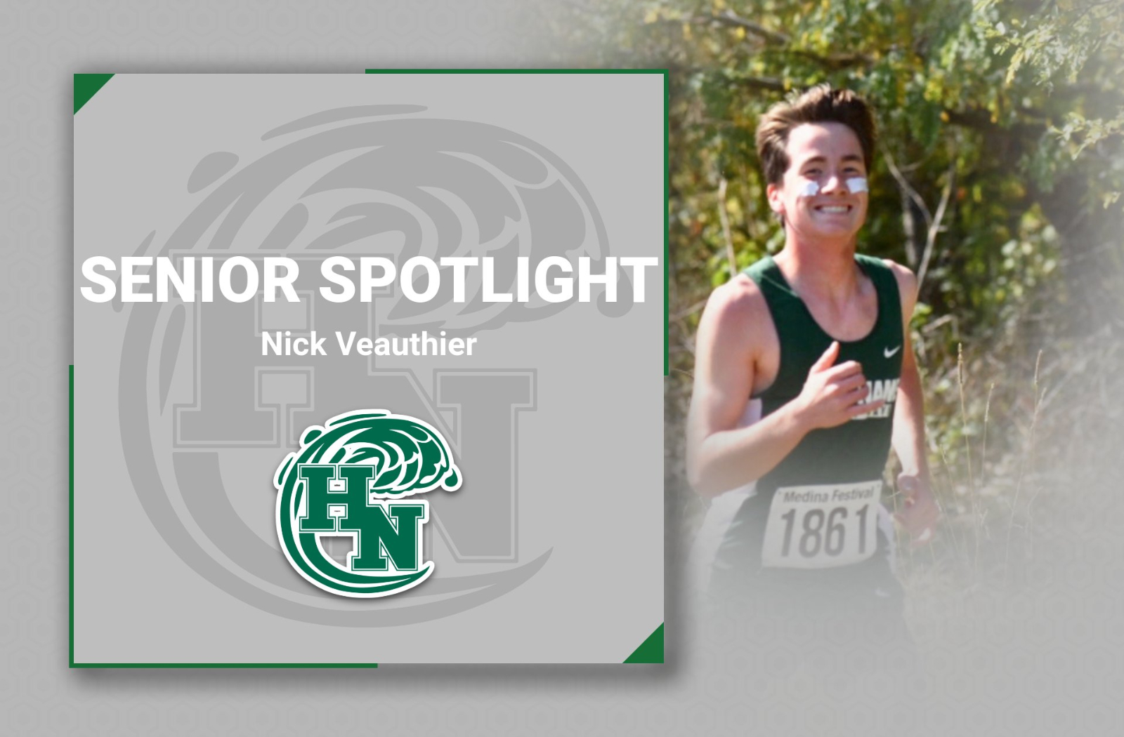 Senior Spotlight – Nick Veauthier