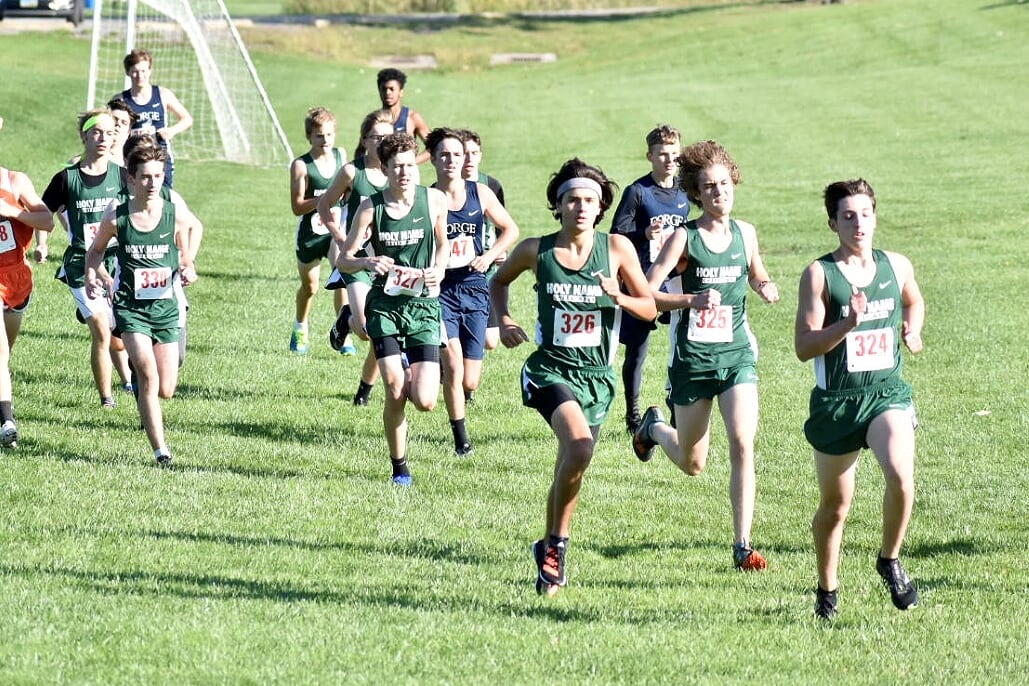 Photo Gallery: Cross Country (9/19/20)