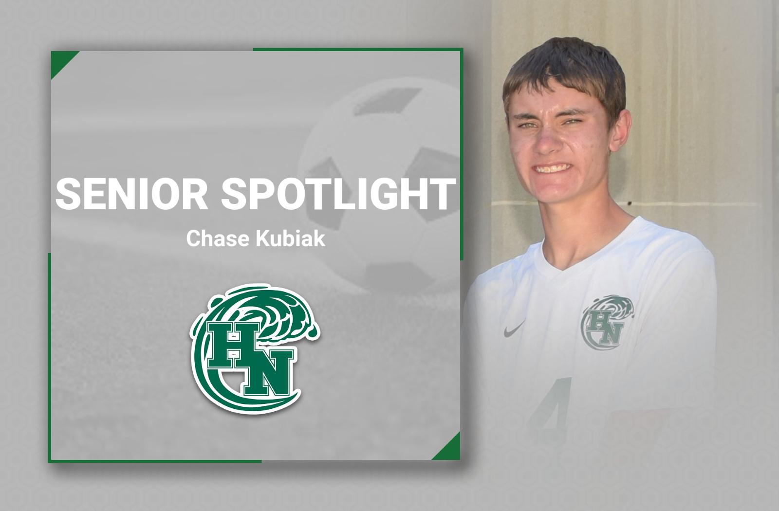 Senior Spotlight – Chase Kubiak