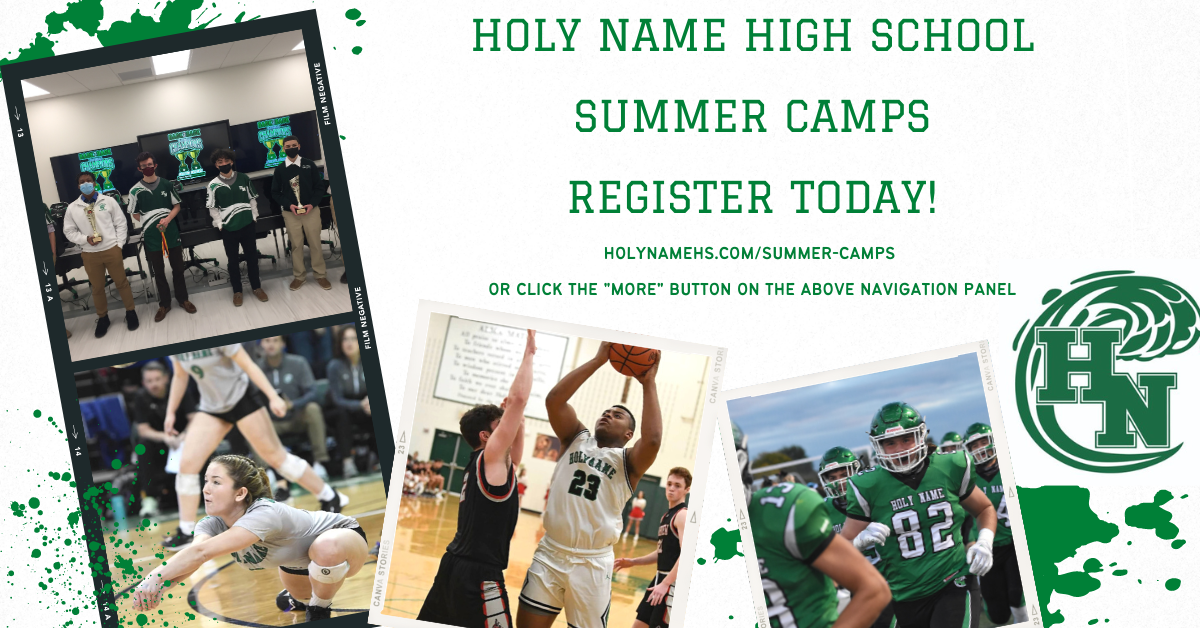 HN 2021 Summer Camps Announced – Register Today!