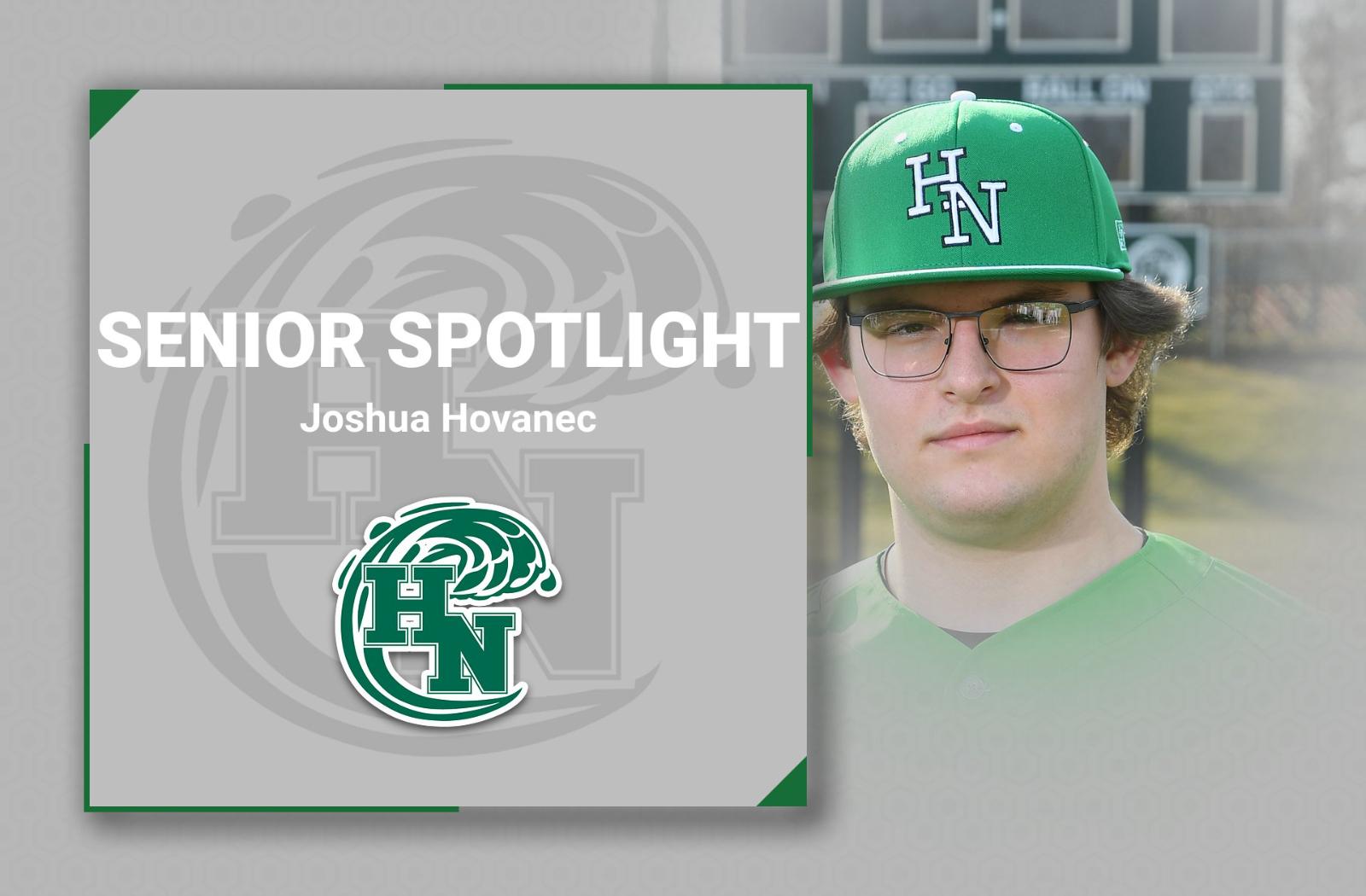 Senior Spotlight: Joshua Hovanec