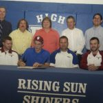 Ryan Dugan Signs to play baseball at IU Southeast