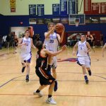 Rising Sun High School Basketball Varsity Boys falls to South Dearborn High School 58-60