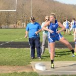 Chipman Wins Sectional in Shot Put