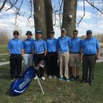Golfers Successfully Defend Conference Title