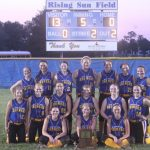 2014 Softball Sectional Champions