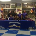 Bailee Bostic signs to play Softball at University of Evansville