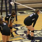 Volleyball at Connersville Invitational