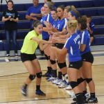 Varsity Volleyball Beats Milan