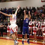 Shiners to get Rematch With Eagles in Sectional Opener