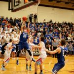 Boys Basketball Team Draws Host In Graber Post Holiday Tournament