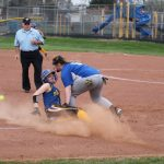 Lady Shiners take first loss at Franklin County
