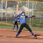 Shiner softball pulls away late to beat Shawe Memorial