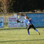 Lady Shiners with ORVC win over Southwestern