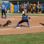 Softball splits ORVC games
