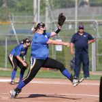 Vinup honored with Second Team All-State Softball