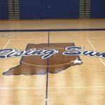 Rising Sun HS revamps Gymnasium floor through grant