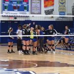 Lady Shiners Advance in Volleyball Sectional