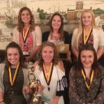 Shiners Honored at Fall ORVC Banquet