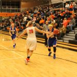 Lady Shiners lose opener to the Tigers