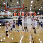 Shiners Struggle Against Tough Competition at Graber Post Tournament
