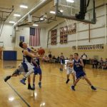 Shiners Lose to Cougars