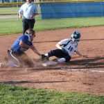 Softball downed by Southwestern and Franklin County