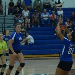 Shiners Volleyball Win at Waldron