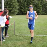 Levi Finishes Outstanding Cross Country Career at Semi-State