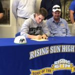 Brent Turner signs with Huntington University Baseball