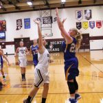 Lady Shiners Basketball vs South Decatur
