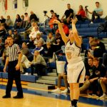Rising Sun Girls  Basketball hosts Lawrenceburg
