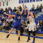 Lady Shiners Basketball hosts Waldron