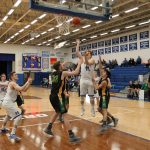 RSHS Boys Basketball Vs Shawe Memorial 1-26-2018 Won 72 to 34