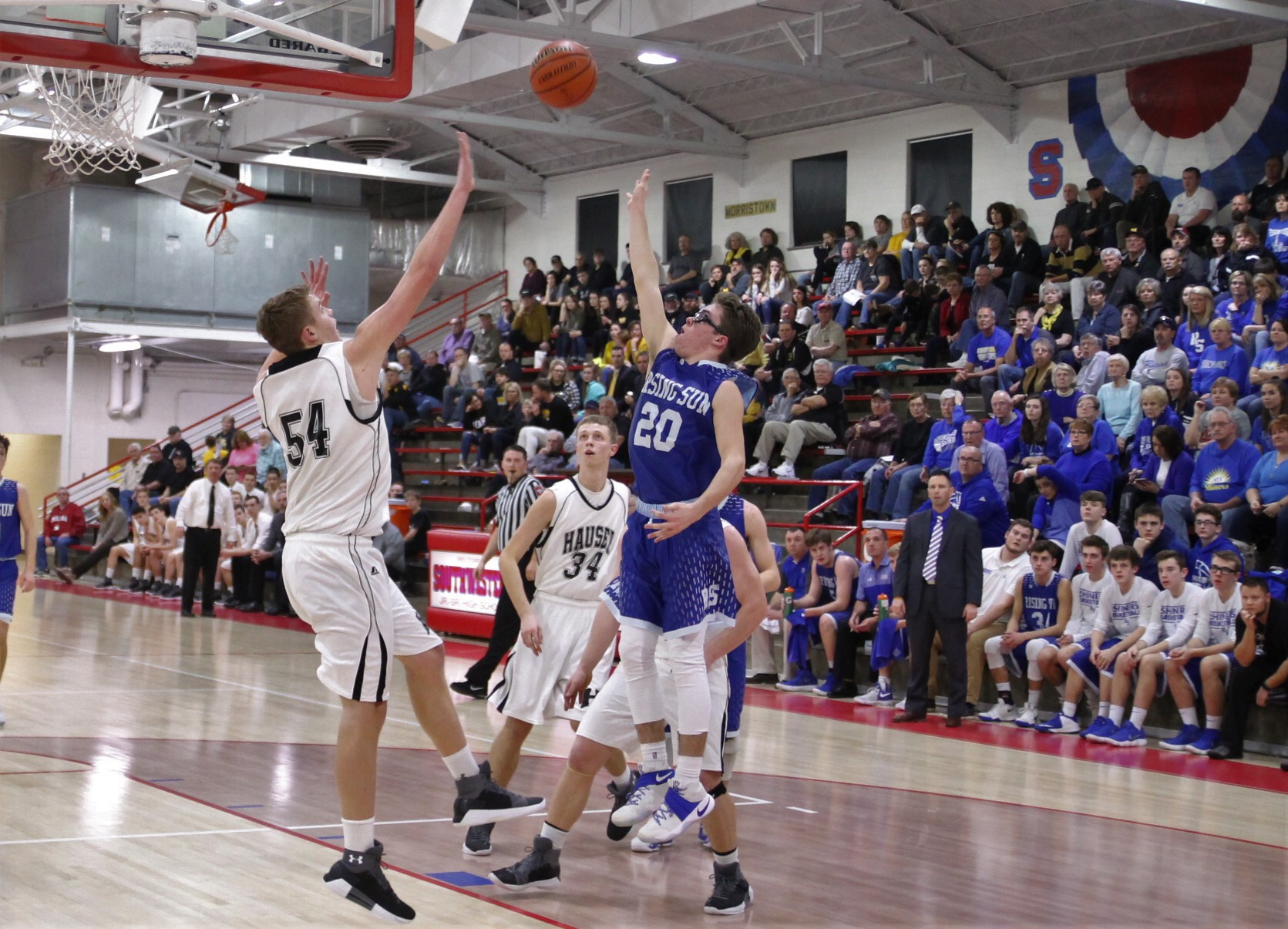 Shiners Fall Short to #9 Ranked Jets in Sectional