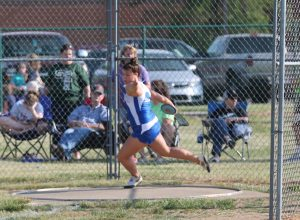 RSHS Girls Track Sectional at Franklin County 5-15 -2018