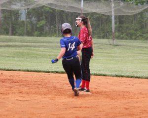 RSHS Girls Softball Vs Jac-Cen-Del 5-16-2018 Lost 5 to 10
