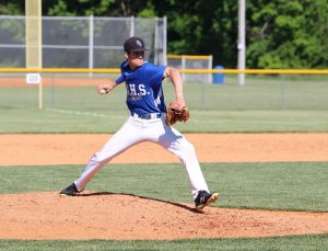 RSHS Boys Baseball Vs North Decatur JCD Sectional 5-23-2018 Lost 3 to 4