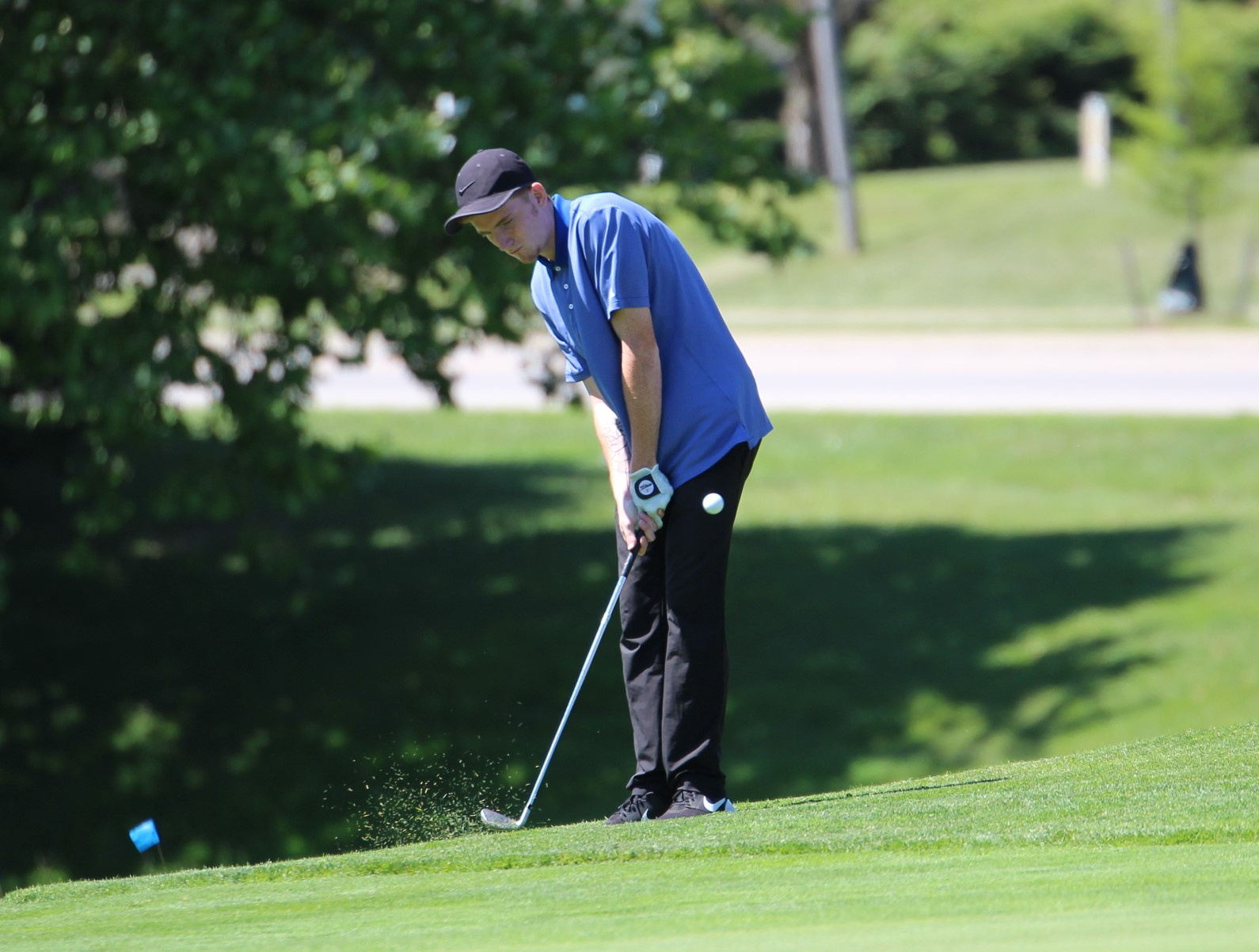 Golfers Finish 6th at Sectional