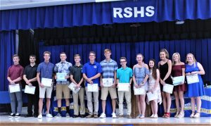 RSHS Athletic (8 pictures) Banquet 6-5-2018