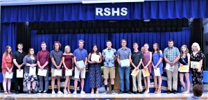 RSHS Athletic (7 pictures) Banquet 6-5-2018