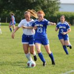RSHS Girls Soccer Vs Greensburg 8-14-2018 Won 6 to 1