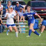 Girls Varsity Soccer beats Greensburg 6 – 1