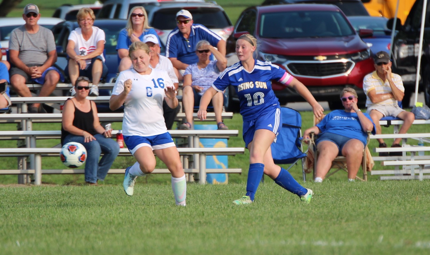 Girls Soccer vs. Greensburg