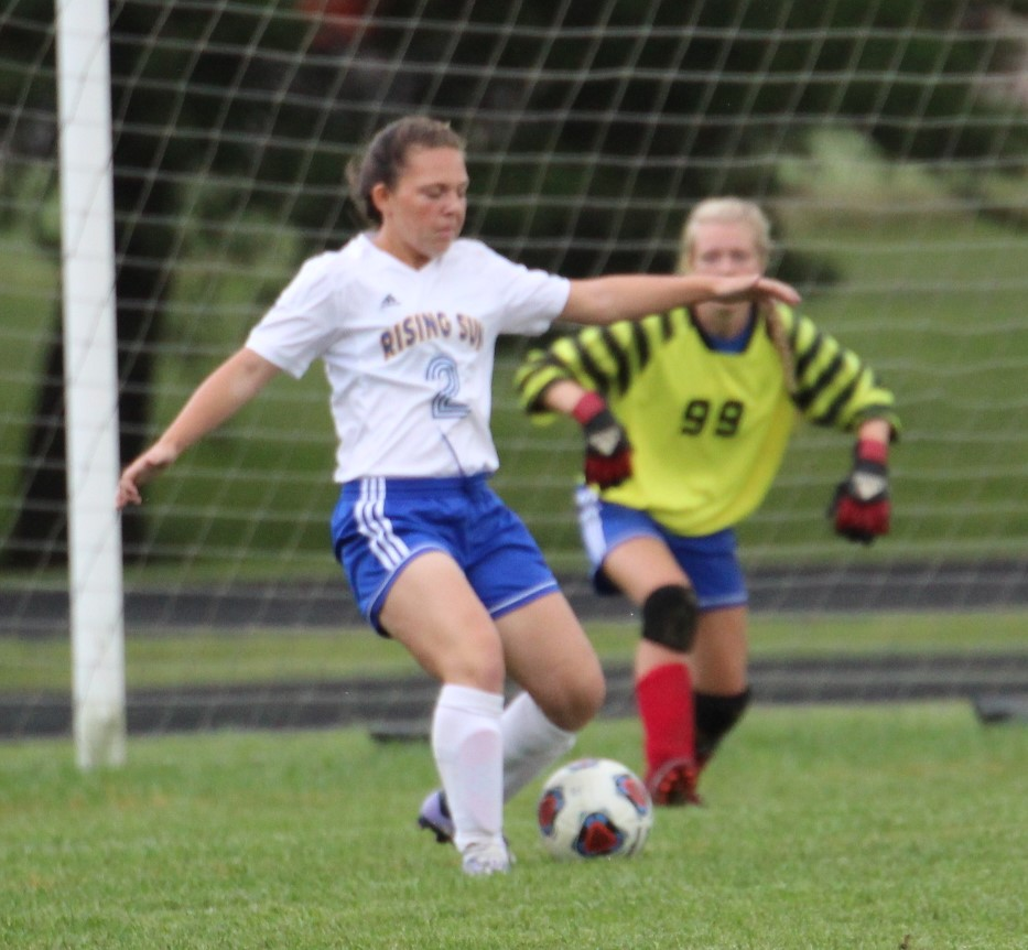 Lady Shiners fall to Indians 0-5