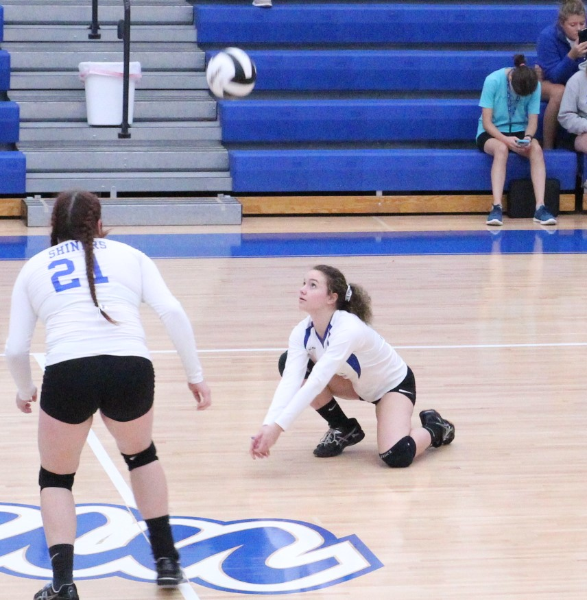 Shiners Volleyball at South Dearborn