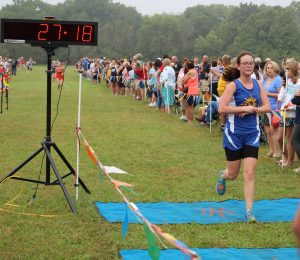 RSHS Boys & Girls Cross Country at Moores Hill Invitational 9-15-2018 (18 Schools )